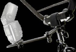 Otros accesorios para flashes: Lastolite soporte para Trigrip Reflector