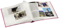 Hama jumbo-álbum Forest 30x30 CM 100 páginas blancas