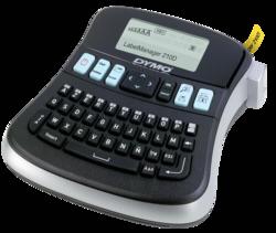 Rotuladoras: Dymo LabelManager 210 D  con maletín
