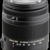 Objetivos para cámaras réflex: Sigma DC 3