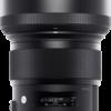 Objetivos para cámaras réflex: Sigma 1