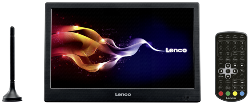 Mini Tvs: Lenco TFT-1028 negro