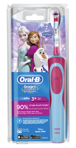 Cuidado dental: Braun Oral-B Stages Power Frozen cls