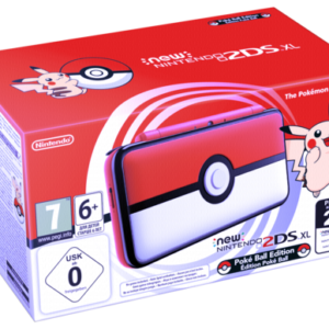 Videoconsolas: New Nintendo 2DS XL Pokeball Edition
