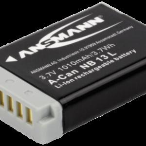 Baterías recargables -para aparatos-: Ansmann A-Can NB-13L