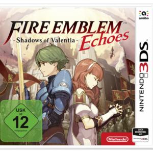Software -juegos-: Nintendo 3DS Fire Emblem Echoes: Shadows of Valentia