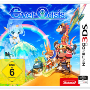 Software -juegos-: Nintendo 3DS Ever Oasis
