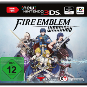 Software -juegos-: Nintendo 3DS Fire Emblem Warriors