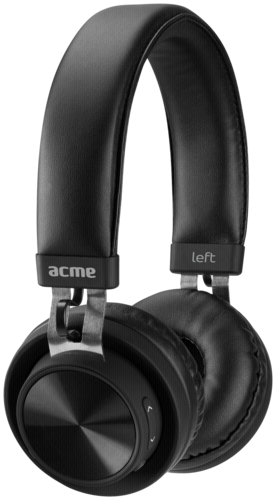 Auriculares sin cable para interiores: ACME BH203 Bluetooth headset