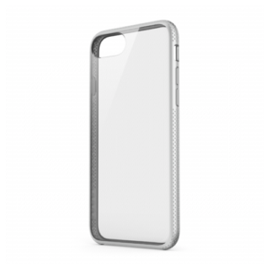 Protectores -telecomunicaciones-: Belkin Air Protect SheerForce silver iPhone 7/8 Pl.F8W809btC01