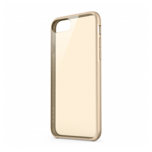 Protectores -telecomunicaciones-: Belkin Air Protect SheerForce gold iPhone 7/8 Plus F8W809btC02
