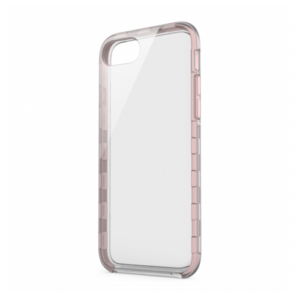 Protectores -telecomunicaciones-: Belkin Air Protect SheerForce Pro rose-transp. iPhone 7/8 Plus