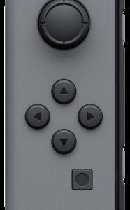 Mandos para videoconsolas: Nintendo Switch Joy-Con (L) gris