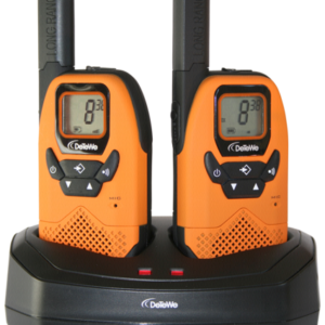 Walkie talkies: DeTeWe Outdoor 8000 Duo Case PMR-Walkie Talkie