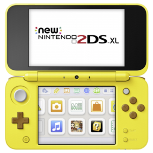 Videoconsolas: New Nintendo 2DS XL Pikachu Edition