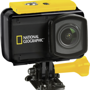 Videocámaras -de acción-: National Geographic 4K 30fps Action Camera Explorer 4