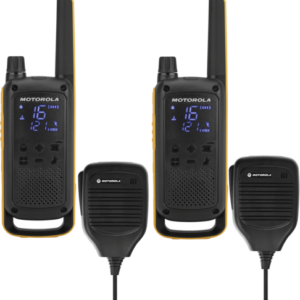 Walkie talkies: Motorola TLKR T82 Extreme  RSM
