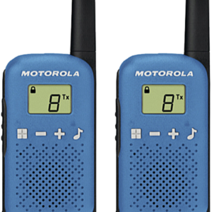 Walkie talkies: Motorola TALKABOUT T42 azul