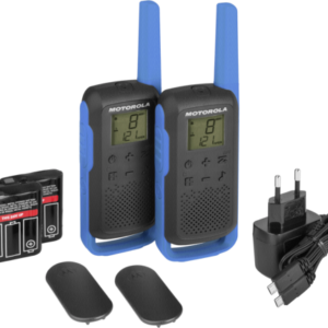 Walkie talkies: Motorola TALKABOUT T62 azul