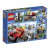 Lego: LEGO City 60137 Camión grúa en problemas