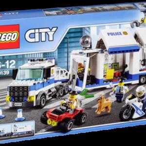 Lego: LEGO City 60139 Centro de control móvil