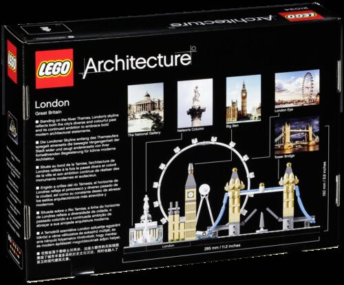 Lego: LEGO Architecture 21034 Londres