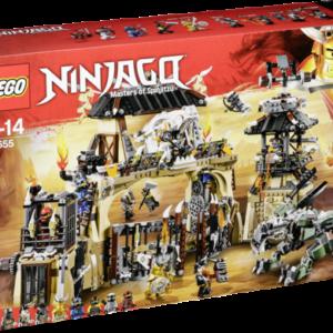 Lego: LEGO NINJAGO 70655 Pozo del Dragón