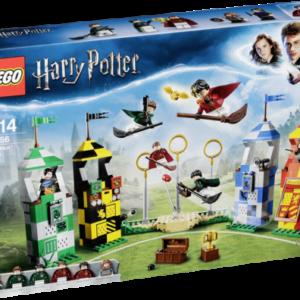 Lego: LEGO Harry Potter 75956 Partido de Quidditch