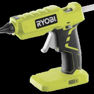 Otras herramientas: Ryobi R18GLU-0 Pistola de pegamento de 18V
