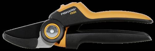 Tijeras de jardín: Fiskars PowerGear PX93 Tijeras de mango rotatorio