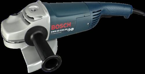 Taladros percutores: Bosch GWS 22-230 JH Profesional amoladora angular