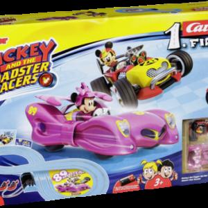Sets de pistas de carreras: Carrera FIRST Mickey and the Roadstar Racers - Minnie 63019