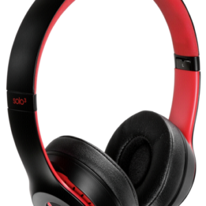 Auriculares sin cable para interiores: Beats Solo3 Wireless defiant black-red