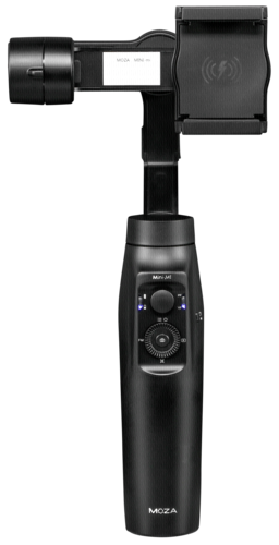Foto accesorios-Smartphone & Tablet: Gudsen MOZA Mini-MI Gimbal 3 ejes con cargador