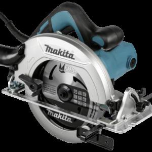 Sierras eléctricas: Makita HS7611 sierra circular