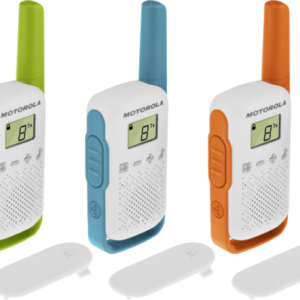 Walkie talkies: Motorola TALKABOUT T42 Triple