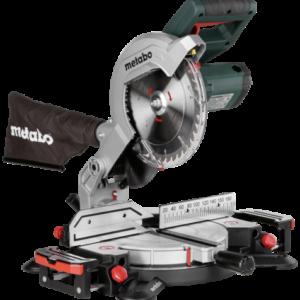 Sierras eléctricas: Metabo KS 216 M Lasercut ingletadora