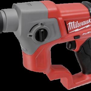 Martillos perforadores: Milwaukee FUEL M12CH-0 martillo compacto sin escobillas