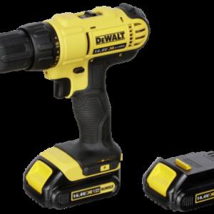 Atornilladores a batería: DeWalt DCD734C2 14