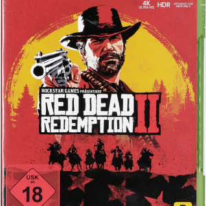 Software -juegos-: Microsoft Xbox One Red Dead Redemption 2              USK 18