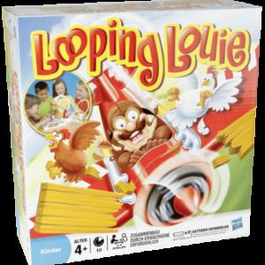 Juegos de mesa: Hasbro Looping Louie