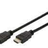 Cables & adaptadores -TV / vídeo-: DIGITUS HDMI High Speed Ethernet cable conector Type A 10m