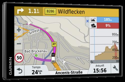 GPS -para carretera-: Garmin Camper 770LMT-D EU