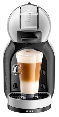 Krups KP 123 B Mini Me Dolce Gusto gris árticonegro