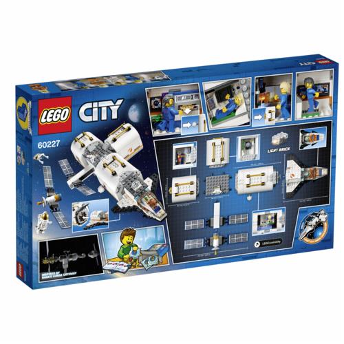 Lego: LEGO City 60227 Estación espacial lunar