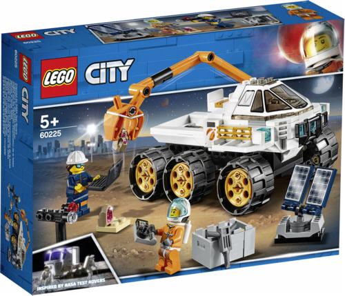 Lego: LEGO City 60225 Pruebas de conducción del Rover