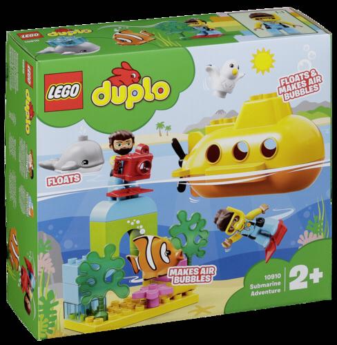 Lego: LEGO DUPLO 10910 Aventura en Submarino
