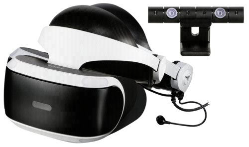 Realidad virtual-Gafas activas: Sony Playstation VR Megapack Camera