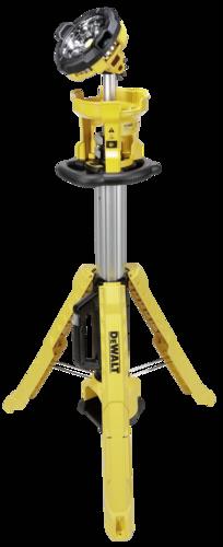 Baustrahler & Werkstattleuchten: DeWalt DCL079-XJ Foco LED trípode XR