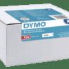 Accesorios para rotuladoras: 1x10 Dymo D1 Etiqueta 19mmx7m negro en blanco